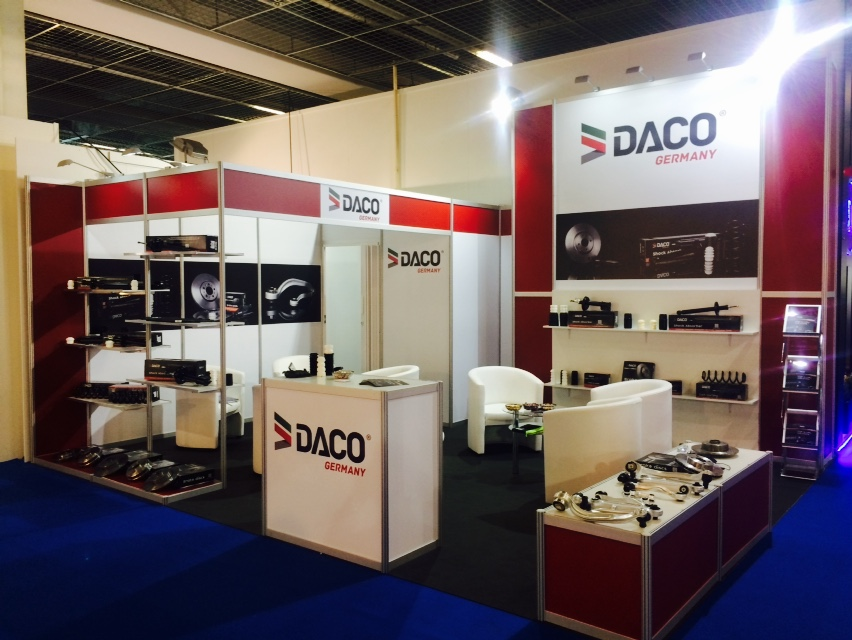 DACO Germany Automechanika Frankfurt